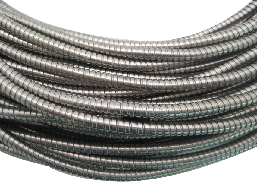 Flexible Armored Cable : Quot armored cord spool accessories payphone