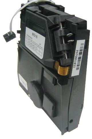 electronic coin mechanism