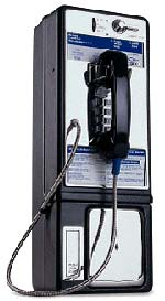 Western Style Payphone