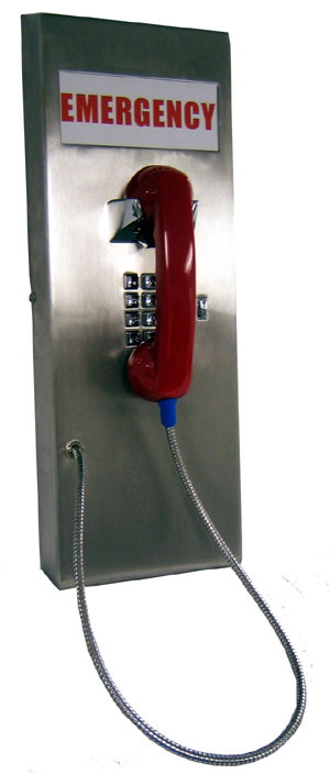 Full Size Emergency Phone