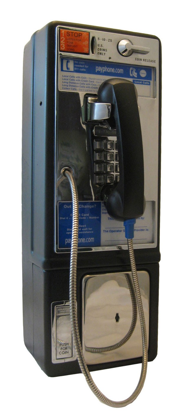personal pay phone - Payphone Calling Cards