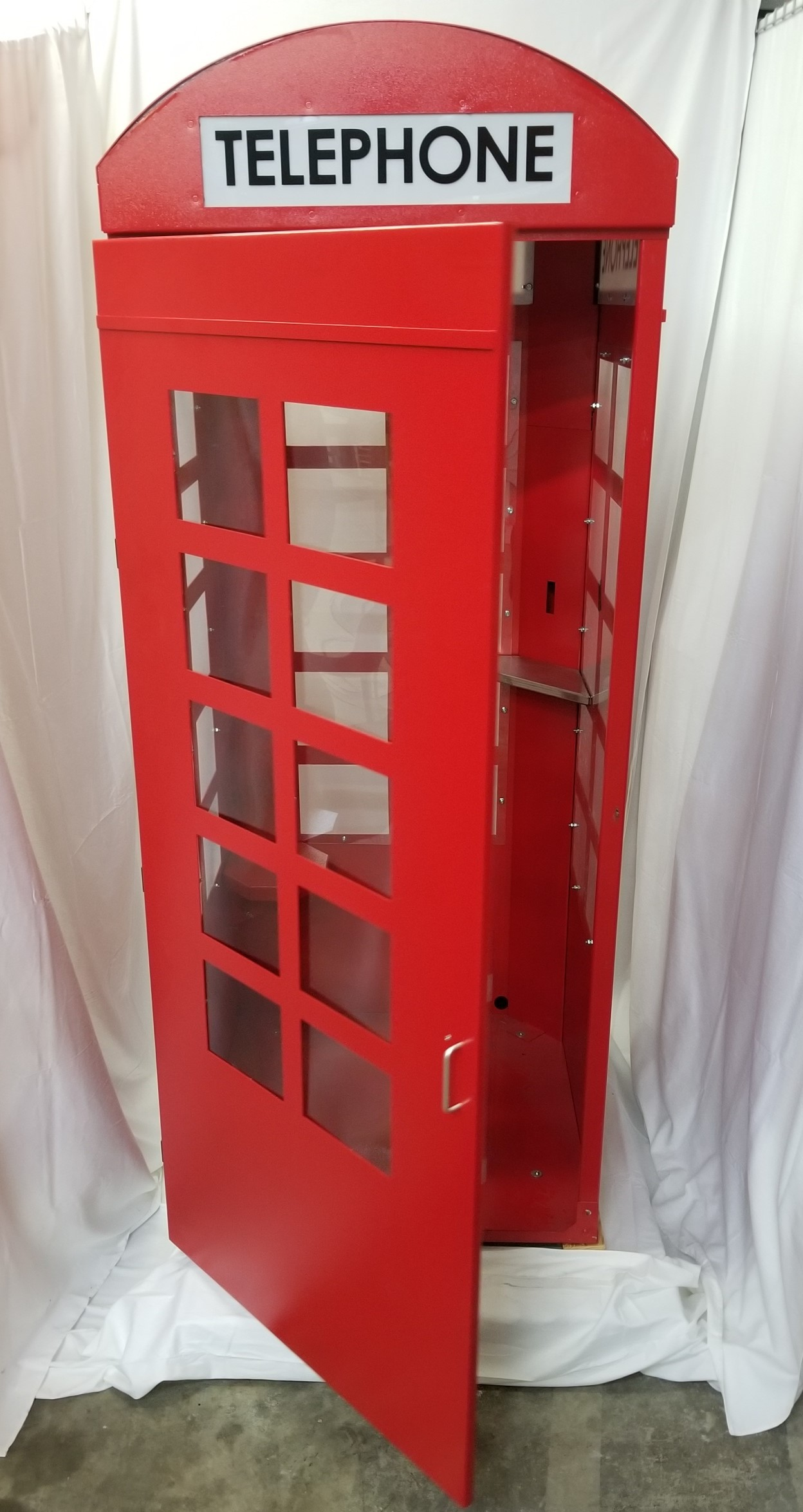 Telephone Privacy Booth