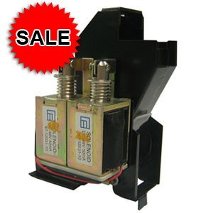 Elcotel 48V Solenoid Relay/Hopper/Refurbished