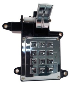 Protel Keypad Assembly-Refurbished
