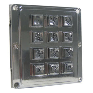 Refurbished 2110V Keypad-No PCB
