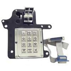 Armored Protel Keypad Assembly