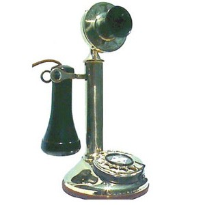 BS24 Candlestick Phone