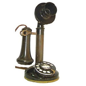 BS44 Candlestick Phone