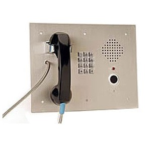 CEECO SSP-599-F Stainless Steel Panel Telephone