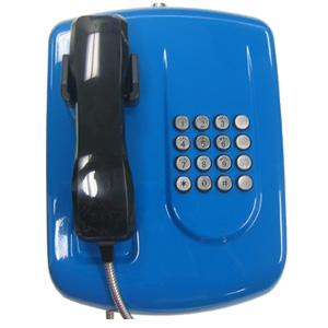 CS400 Armored Courtesy/Speed Dial Phone
