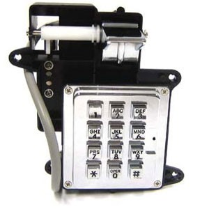 Elcotel Keypad Assembly