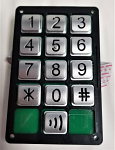 JP/CT3500 Keypad & Main PCB set