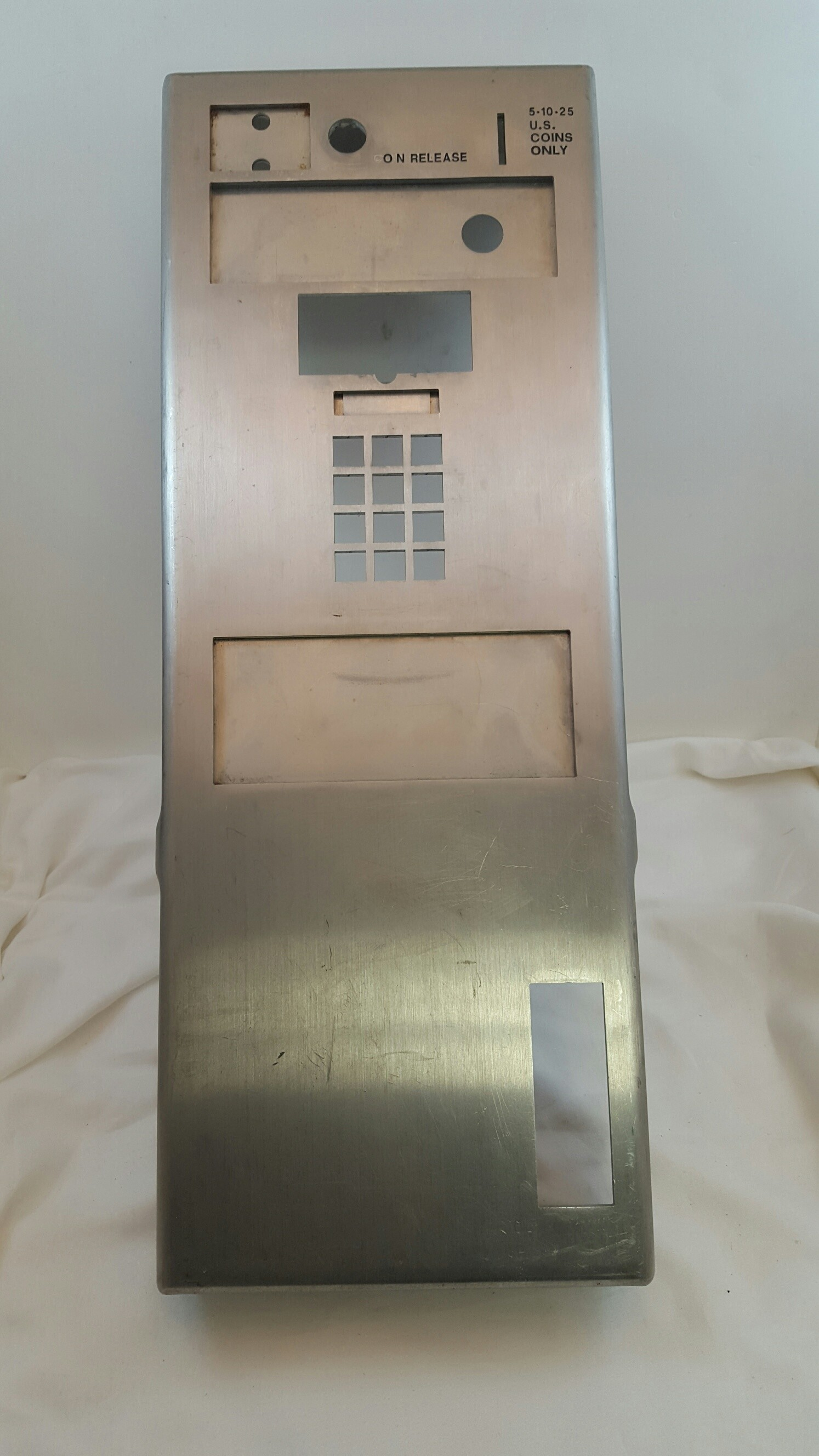 Refurbished One-piece Payphone Armor
