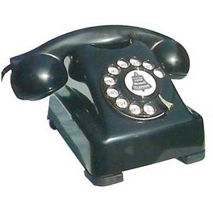 Phoneco KREDD 1940s Era Phone