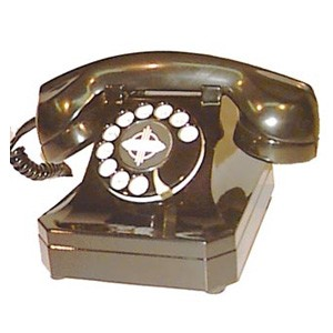 Phoneco SCSD2 Bakelite Phone