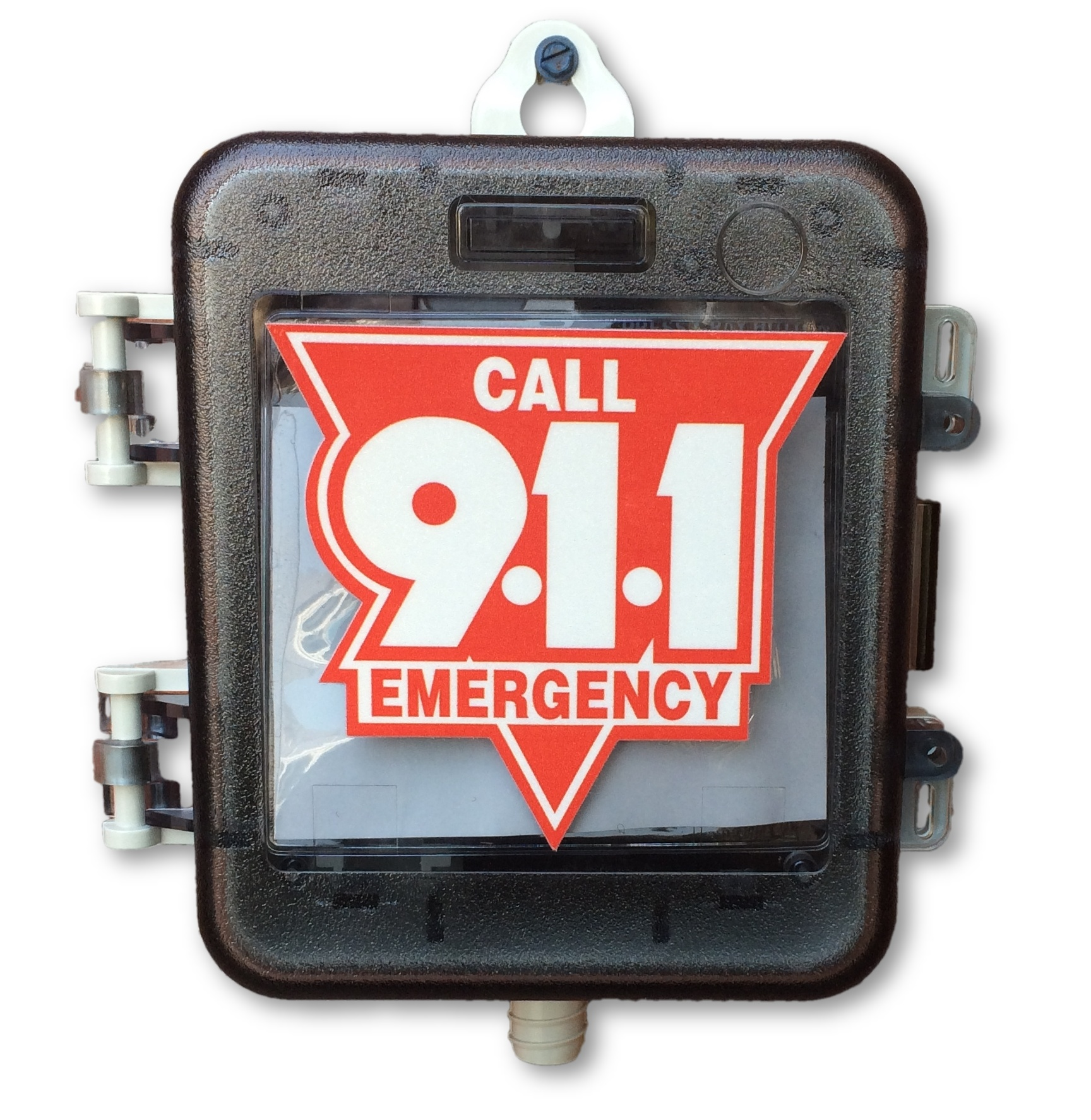 Wireless One Button 911 Emergency Phone