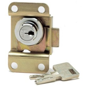 Western Lock & Key Set