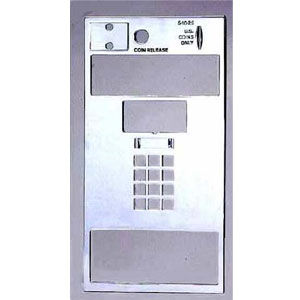 Stainless Steel Faceplate